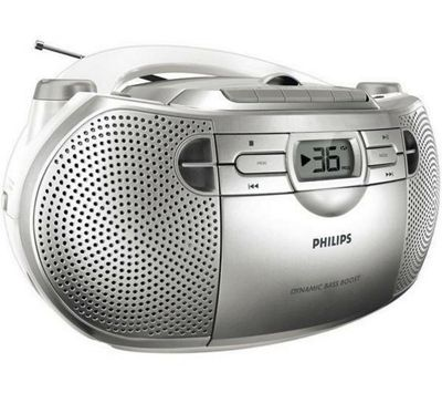 Philips CD Soundmachine with Dynamic Bass Boost