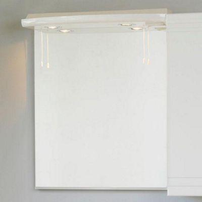 Duchy Treloar Mirror with Cornice - 600mm Wide