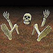 Groundbreaker Lawn 3D Skeleton