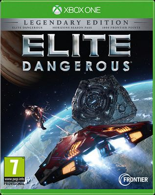 Elite Dangerous Legendary Edition Xbox One Game