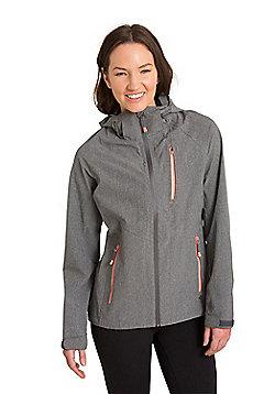Zakti Small Talk Waterproof Jacket - Grey