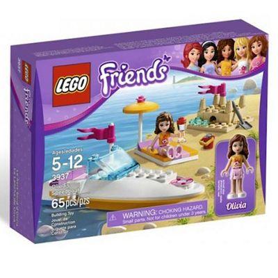 LEGO Friends Olivia's Speedboat 3937
