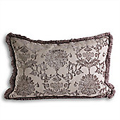 Riva Home Hanover Silver Cushion Cover - 40x60cm