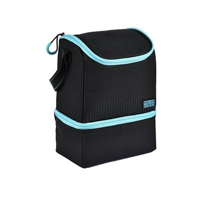 Polar Gear Active Two Compartment Cooler, Optic Turquoise