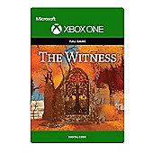 The Witness (Digital Download Code)