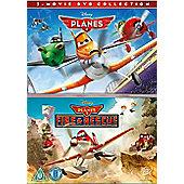 Planes / Planes 2 DVD Boxset