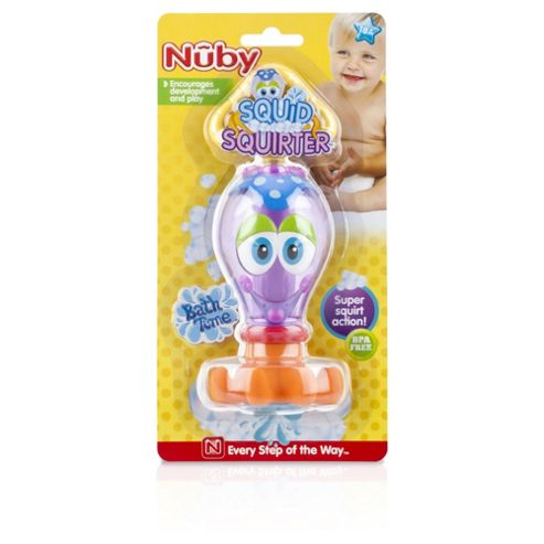 Nuby Squid The Squirter