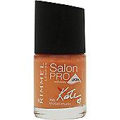Rimmel Lycra Pro Professional Finish Nail Polish by Kate 12ml - 705 Reggae Splash