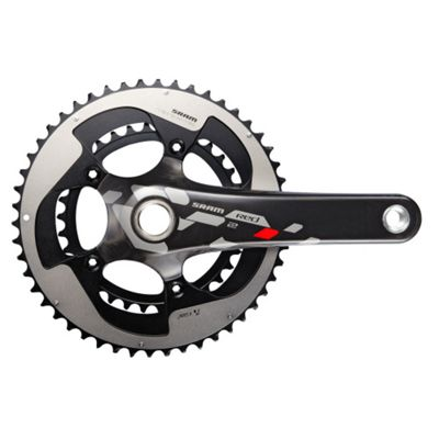 Sram Red22 Crank Set Exogram Gxp 165 53-39 Gxp Cups Not Incl
