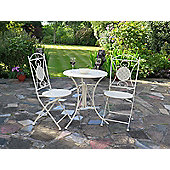 French Style 3 Pieces Bistro - Cream