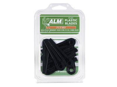 Alm Fl241 Plastic Blades Small Hole
