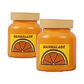Bigjigs Toys Spreads (Pack of 2 - Marmalade)