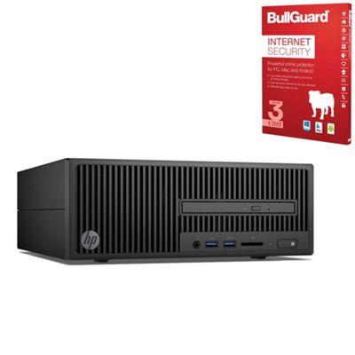 HP 280 G2 SFF Desktop PC Intel Core i5-6200U 4GB 128GB SSD with Internet Security - 2TP64ES#ABU