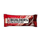 Clif Bar Builders Bar - Chocolate 68g