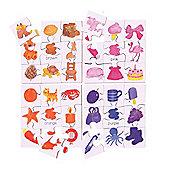Bigjigs Toys Colours Puzzles Set 2 (Set of 4)