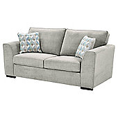Boston Sofa Bed, Light Grey