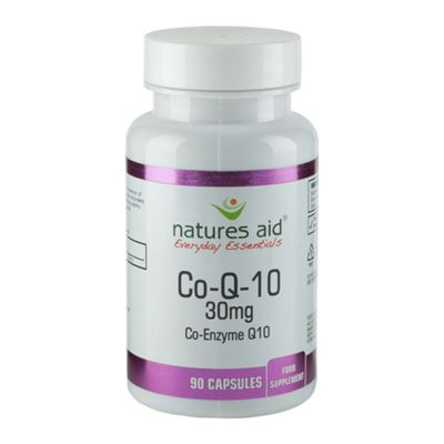 Natures Aid Co-Q-10 30Mg 90 Capsules