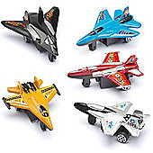 Pull Back Planes (Pack of 6)