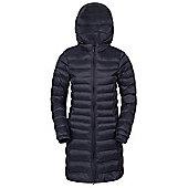 Mountain Warehouse Florence Womens Long Padded Jacket ( Size: 14 )