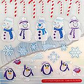 Discontinued - Winter Wonderland Stickers