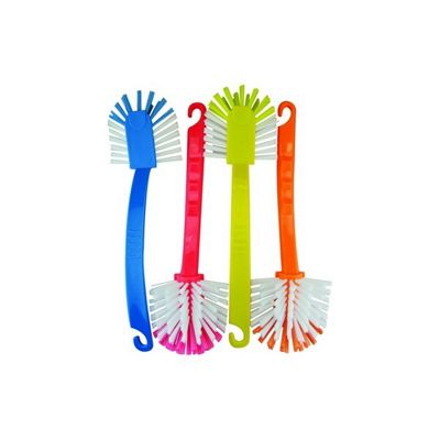 Apollo Splash Fan Shape Wash Up Brush