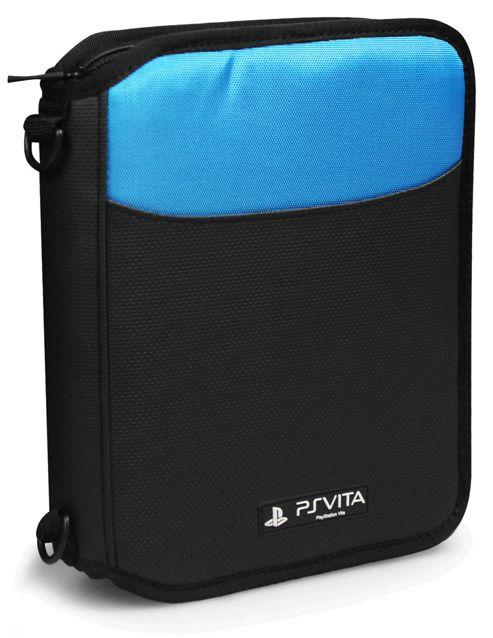 PSVita DELUXE TRAVEL CASE (BLUE)