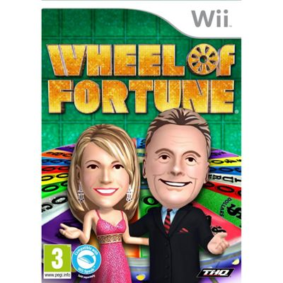 Wheel of Fortune - NintendoWii