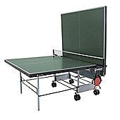 Sponeta Sportline Rollaway Indoor Table Tennis Table Green