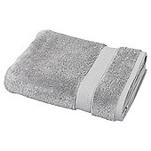 Egyptian Cotton Bath Towel - Silver