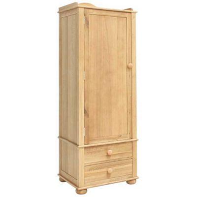 Baumhaus Amelie Oak CCO13B Single Wardrobe