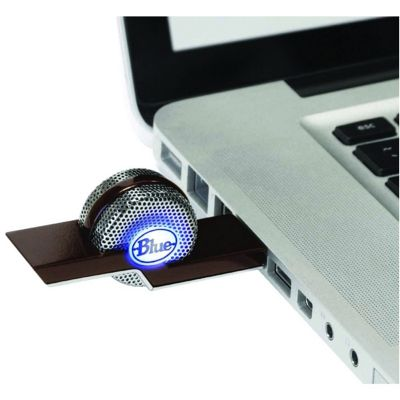 Blue Tiki USB Mounted Condenser Microphone