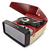 Crosley Collegiate Turntable with USB Port - Red