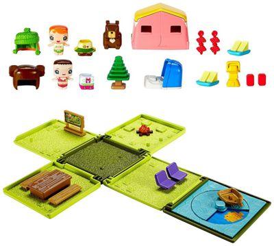 My Mini MixieQ's Camping Playset