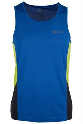 Mountain Warehouse Pace Mens Running Vest Top ( Size: S )