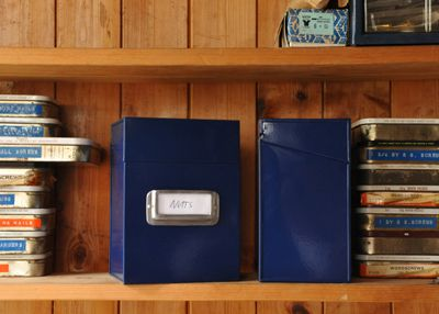 Generic storage box