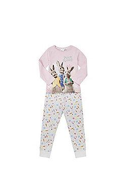 Peter Rabbit Pyjamas - Pink