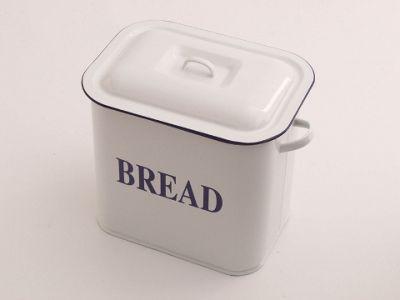Falcon 69834 Oblong Bread Bin White