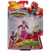Power Rangers Dino Charge 12cm Figure - PINK