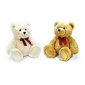 Keel Toys Harry Brown Bear Teddy Large 35cm