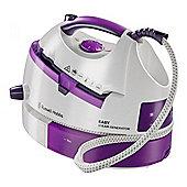 Russell Hobbs 20330 Steam Generator Iron 2800 watts White and Purple