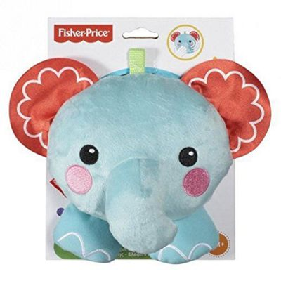 Fisher Price Deluxe Giggle Gang - Elephant (cmy49)