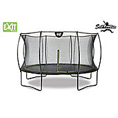 EXIT Black Edition Trampoline 12ft