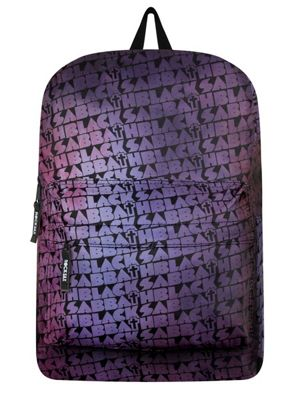 Black Sabbath RockSax Distress Cross Black Backpack 32x42x11cm