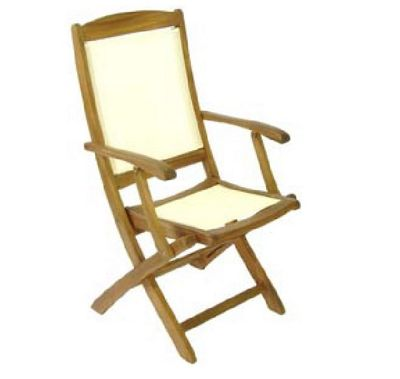 Royal Craft Henley Folding Armchair