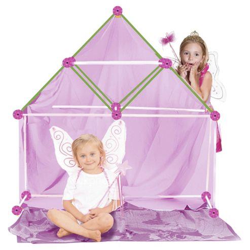 EZ-Fort Fairy Tale Castle Playhouse Tent