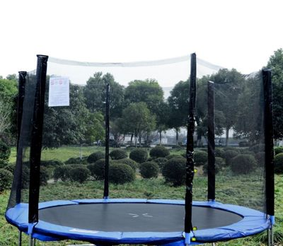 Outsunny Replacement trampoline safety net enclosure surround 10FT