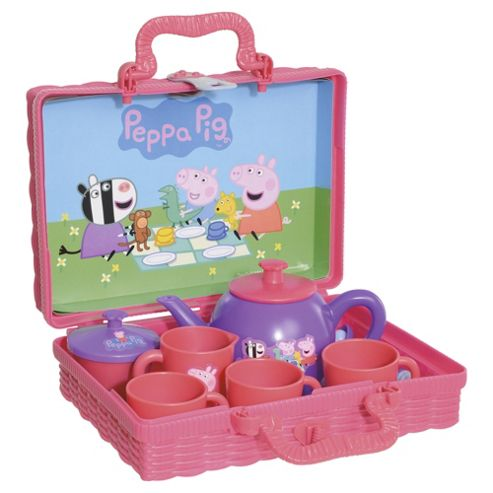 Peppa Pig Picnic Tea Set