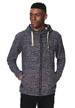 Regatta Laikin Zip-Through Fleece Hoodie - Charcoal Grey