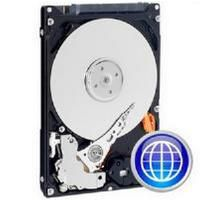 Western Digital - Bulk Drives - Scorpio Blue 320Gb 2.5In - Sata 3GB/S 5400Rpm 8MB Cache 7Mm