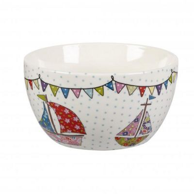 Churchill China The Caravan Trail Festival Larch Cereal Bowl 0.30L (Set of 4)